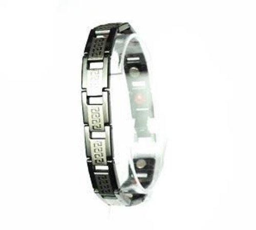 QB29 Dalimara Quantum Energy Power Bracelet 2-Tone with 4 Energies