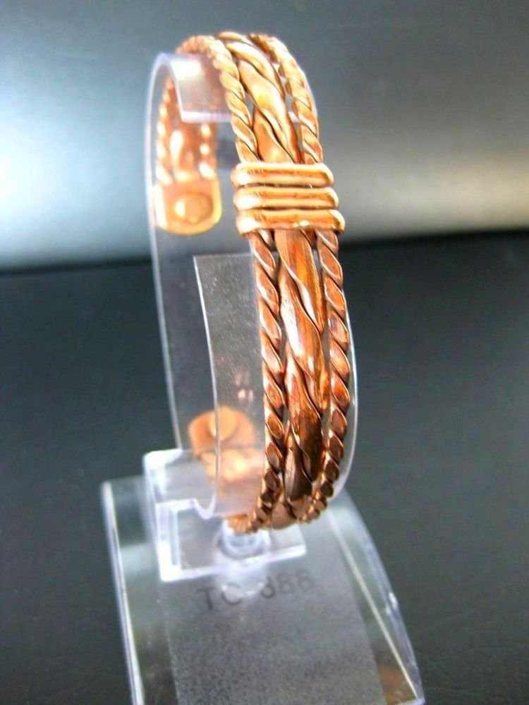 Magnetic Copper Therapy Bracelet  - Romantic - new