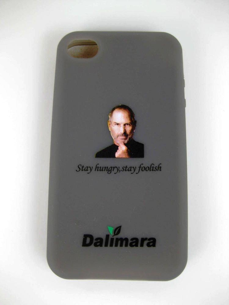 New iPhone 4 Quantum Silicone Case w/ EMF Anti-radiation Shield - GREY