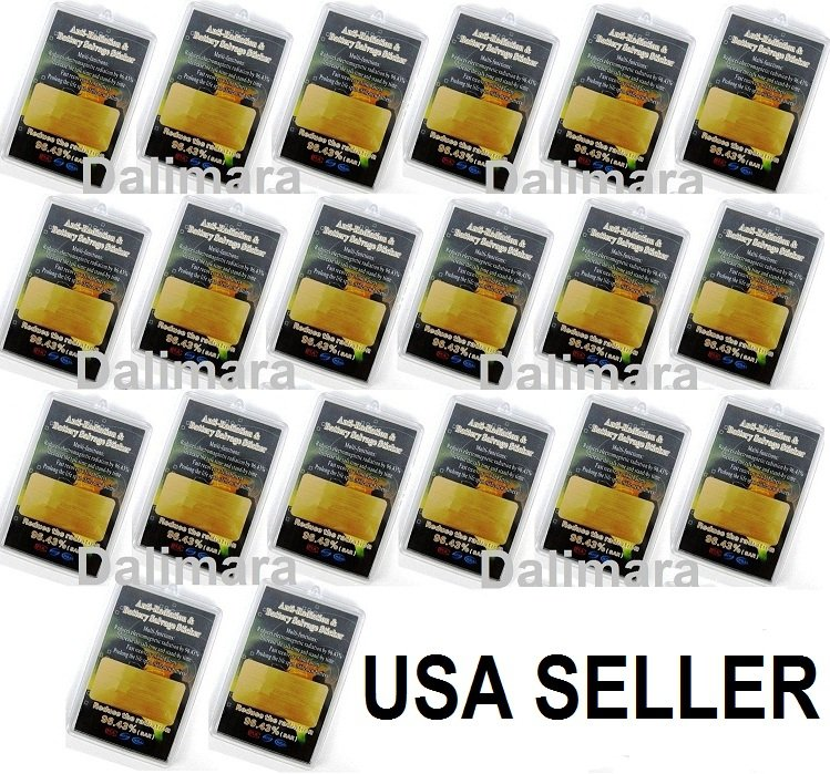 Wholesale 20/Lot Quantum EMF Shield Cellphone Anti-radiation - New
