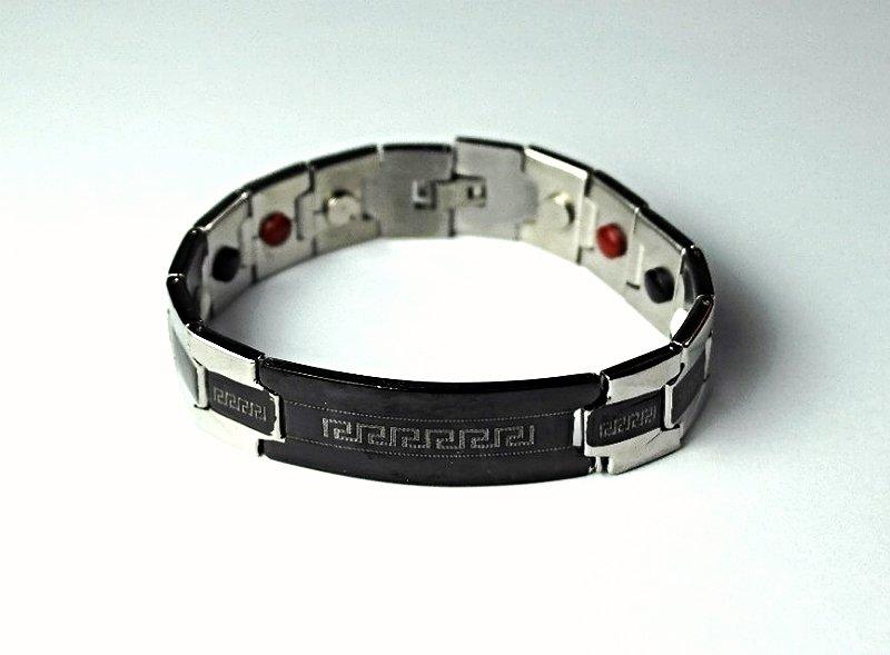 QB28 Dalimara Magnetic Energy Power Quantum Bracelet Name Plate