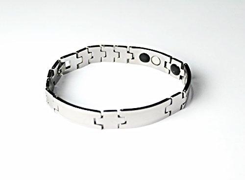 QBT6 Dalimara Nagai Tungsten Energy Bracelet and Magnetic
