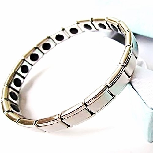 QB1 Quantum Bracelet Titanium with Powerful Germanium Chips
