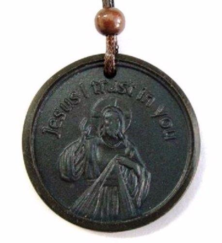 QP4 Blessed Dalimara Scalar Pendant Divine Mercy Quantum Medallion NIB