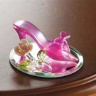 Spun Glass Slipper