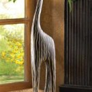 Abstract Giraffe Statue