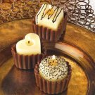Sweet Treat Candle Trio
