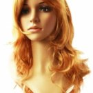 """Cosplay 23"""" Blond Long Curly"""