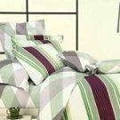 4-pc Comfortable Ivory Floral Cotton Duvet Cover