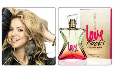 NEW SEPTEMBER 2015 RELEASE Love Rock! by Shakira EDT 80 ml GREAT GIFT