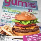 YUM Food FUN magazine premiere magazine Top CHEF meals