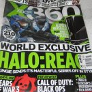 X Box 360 magazine UK Asassin Creed DVD #61Halo FABLE