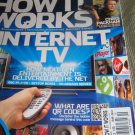 HOW it WORKS magazine internet TV qr codes Sound WAVES
