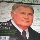 Ireland  the Welcomes magazine Martin Sheen Gabriel Byrne James Joyce  FESTIVAL