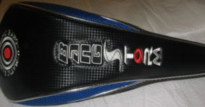 Bangomatic BANGSTORM Magnetic driver golf headcover