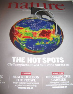 Nature magazine Antibiotic OVERKILL wolbachia mosquito control Black Hole