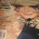 Martha Stewart Halloween 2001 Flights of FANCY magazine MOTHA winged wonder