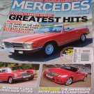 Mercedes Enthusiast magazine 500 E A class CLS W116 S