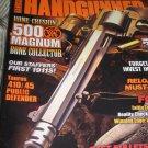American HANDGUNNER magazine .500 magnum AMMO Taurus 45