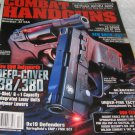 Combat handguns magazine self DEFENSE Concealed 38 45