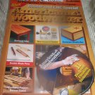 American WOODWORKER Magazine diamond inlay Free CD