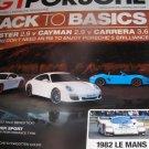 GT Porsche magazine CAYMAN 2.9 CARRERA 3.6 982 le MANS