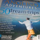 Angling ADVENTURES Magazine 50 dream trips FLY rod reel
