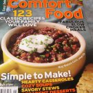 COMFORT Food SLOW cooker meals Easy MAGAZINE desserts