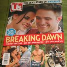 Sexy Stars of Twilight Breaking DAWN magazine giant posters Wedding Hunks