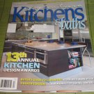 Signature KITCHENS & Baths magazine Baking centers HGTV tips BROMSTAD awards