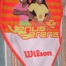 VENUS Tennis bag cover CASE  Nw SERENA Williams Wilson
