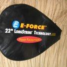 e-FORCE  22 racquetball bag cover case racquet ball Racket ball POWER Technology