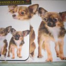 Chihuahua Dog Mousepad & 2 coaster set Littlegifts