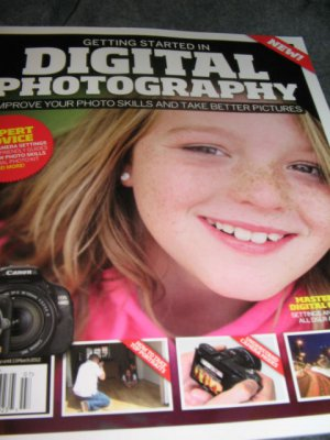 digital photography Magbook top portraits camera mode get started in magazine