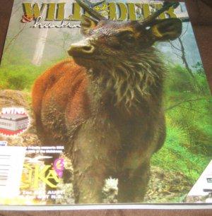 Wild  DEER & hunting adventures magazine Australian Venison Safari HOWA Rifle