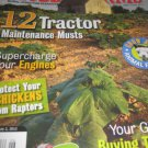 Hobby farms magazine buy Tractor maintenance musts protect chickens from raptors