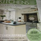 Beautiful kitchens UK magazine modern classic Sorbet TREND storage solutions