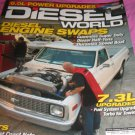 Diesel world magazine  Cummins super duty half tons Turbo power upgrades speed