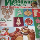 Creative Woodworks & Crafts Magazine 2012 Holiday Special FREE Ornament Patterns