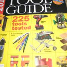 2011 Tool guide 225  tested table saws plunge ROUTERS hammer drills multitools