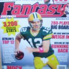 Athlon Sports Fantasy Football 500 Ranked Packers Cover  Cam Newton, Tim Tebow