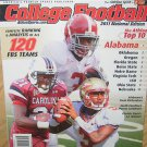 Athlon Sports College Football 2011 Edition Alabama Coaching Carousel 2011
