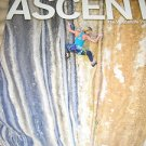 Ascent rock ice magazine verticle life rock mountain climbing 2012