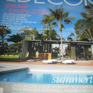 Elle decor Italia English text speciale londra 2012 N 7-8 SUMMERTIME designbook