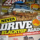 Australian 4 WD Magazine Camping Gear Guide Gadgets Dual Cab tech toys