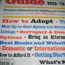 Adoption Guide 2012-2013 Magazine How To Best Books & Sites Surrogacy lawyer