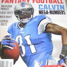 Rotoworld FANTASY  football 2012  cheat sheets playbook Mock draft