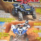 Dirt Wheels Magazine 2013 New Models ATV Bargains Biggest Baddest Monster 4x4