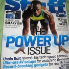 Stuff Gadget magazine OLYMPIC special USAIN Bolt Samsung galaxy S 111  Power UP
