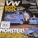 Ultra VW Magazine December  2012 DC customs boys town  engine overhaul